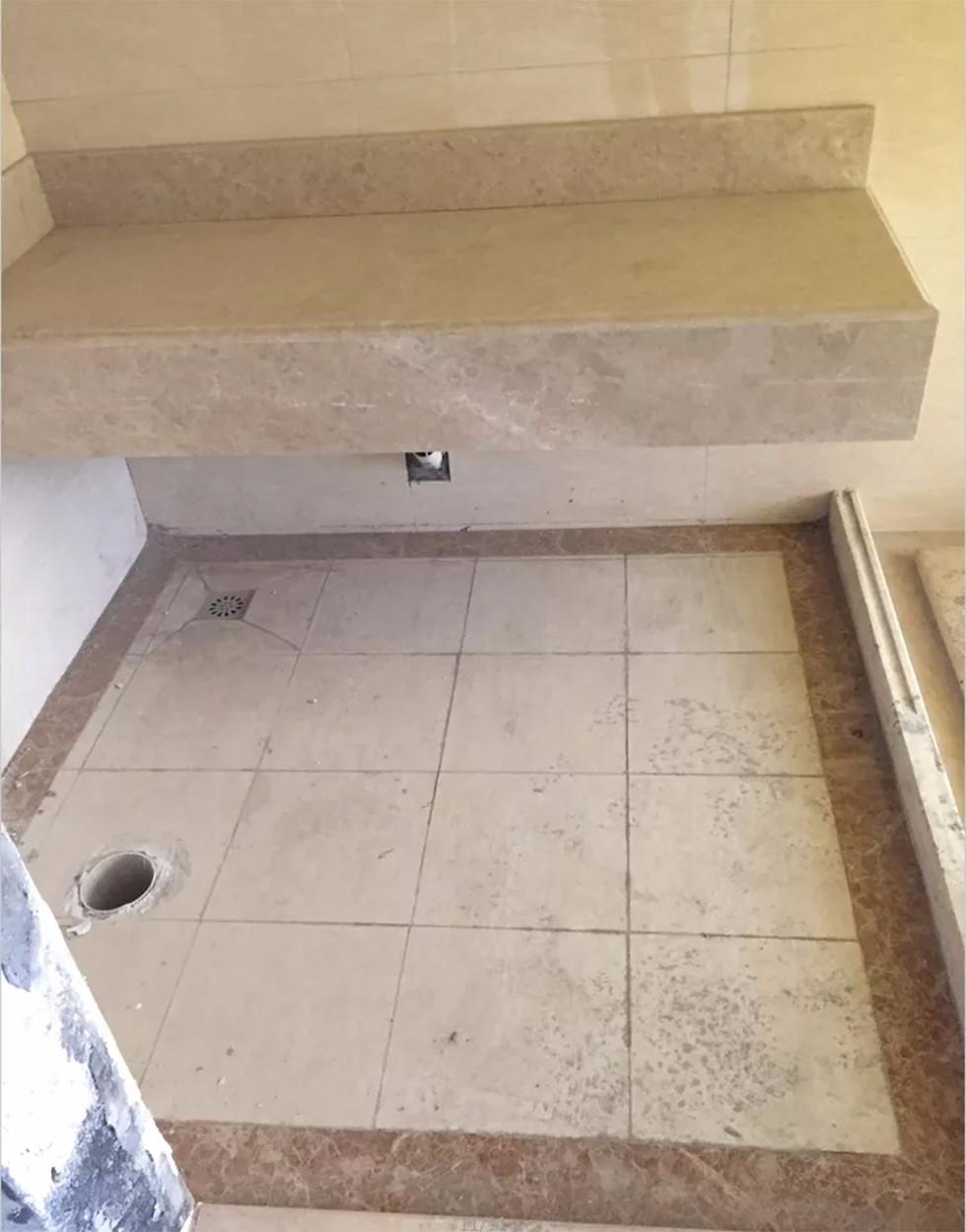 您需要了解的酒店卫生间墙和地面铺装工艺!